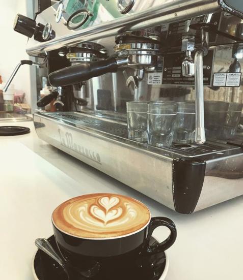 Cappuccino by Cappuccino Machine