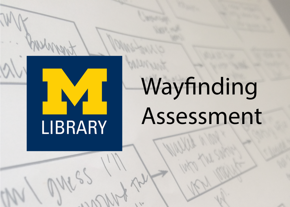 University of Michigan Wayfinding project