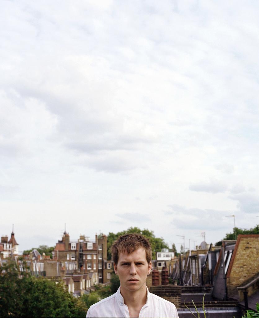 ALAN POWNALL  Musician for NME Magazine
