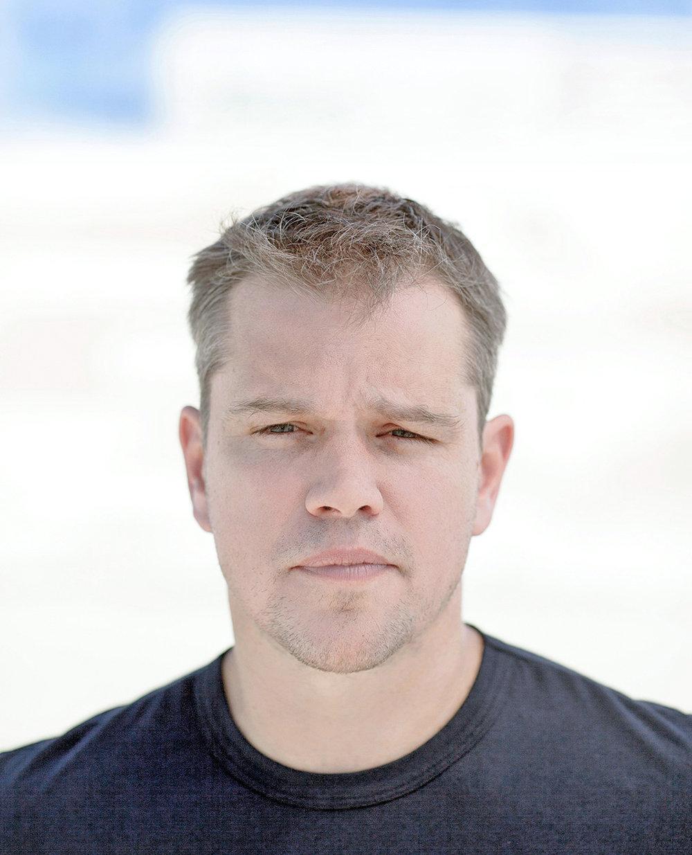 Matt Damon  water.org