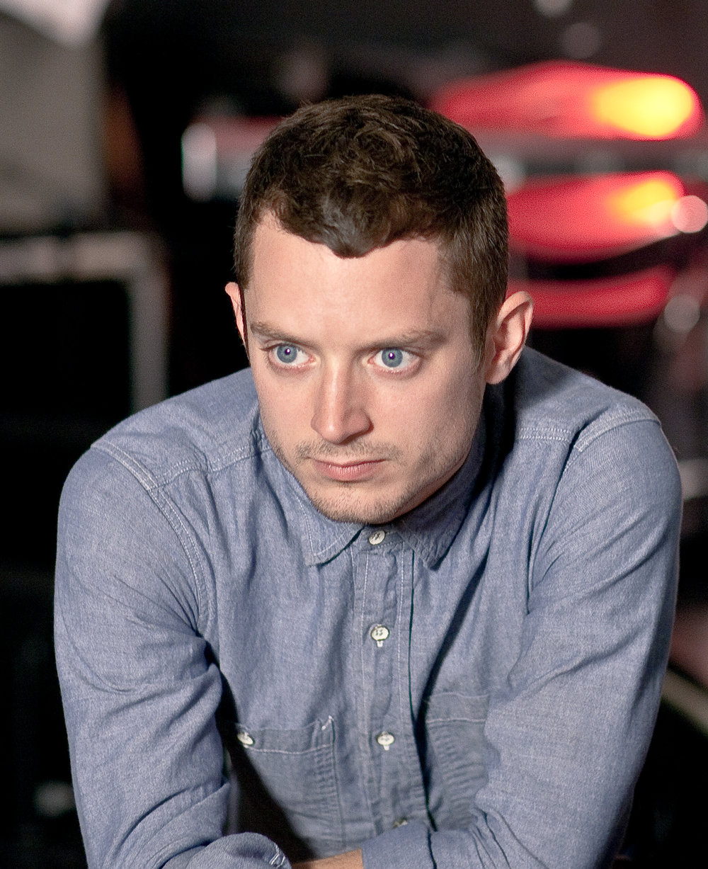 ELIJAH WOOD  shot at the Old Distillery in Northern Ireland