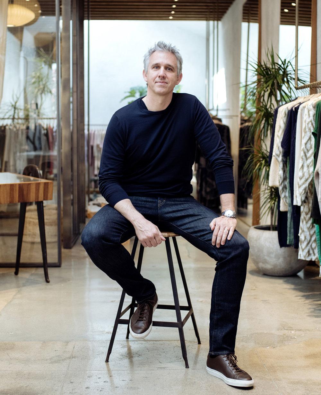 David Montalba  for WWD Magazine