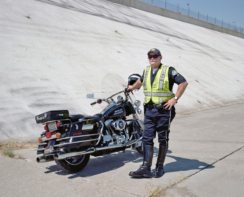 Police Biker  Projects