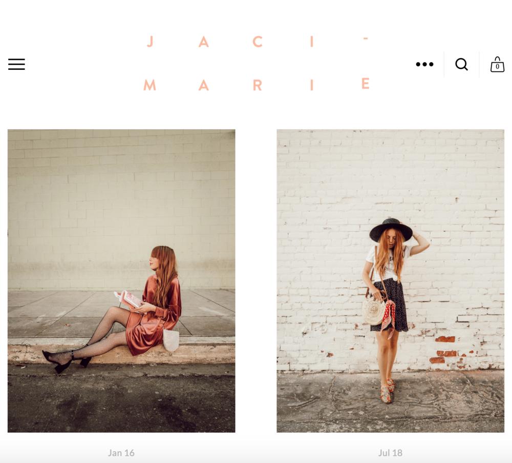 favorite - JACI MARIE