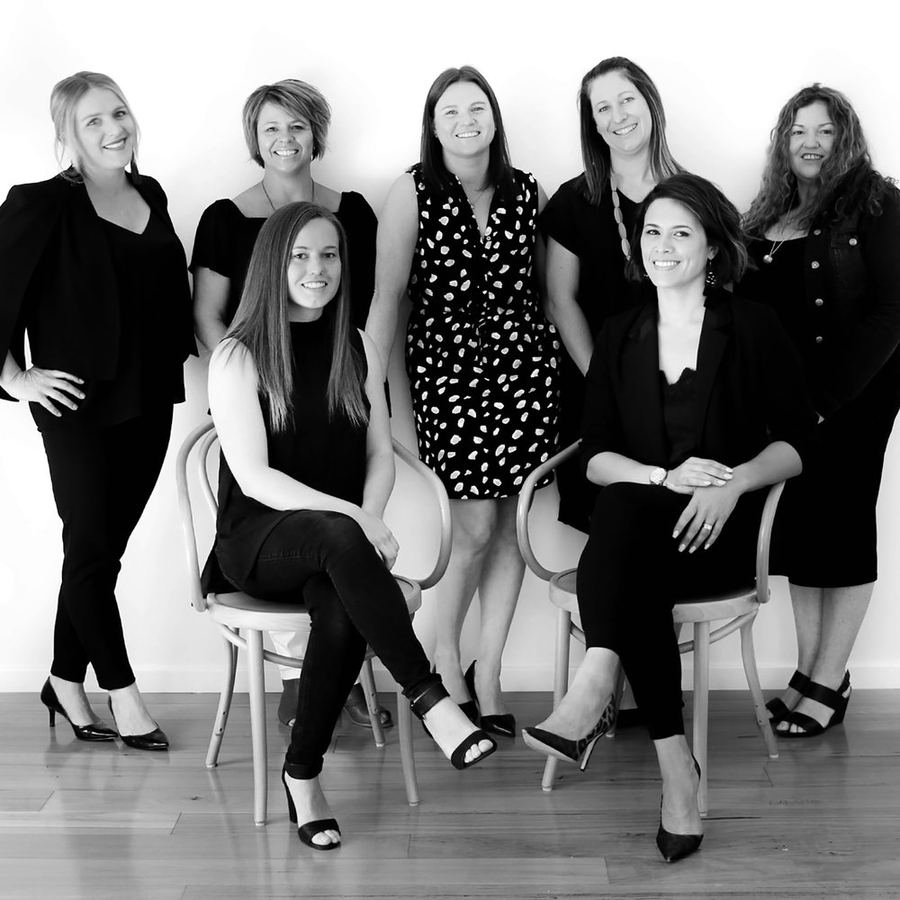 THE STAGE ONE TEAM - Our team have an array of ideas & solutions for all spaces & styles.