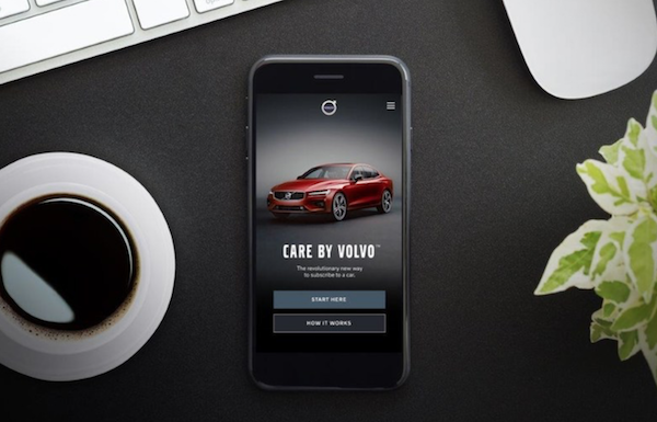 Immersive 3D Tour for Volvo Cars Concept - A simple way to let your audience Experience Volvo.