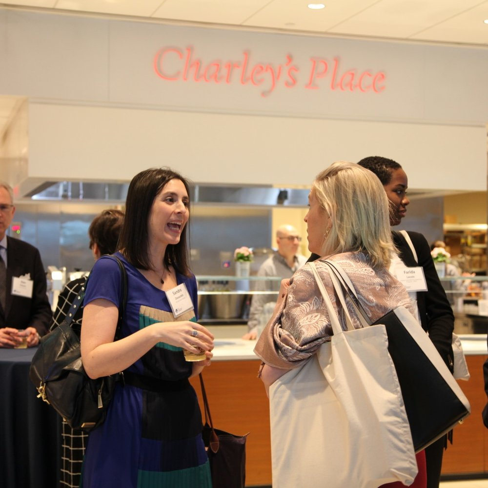 Networking in Charley's Place Square.jpg