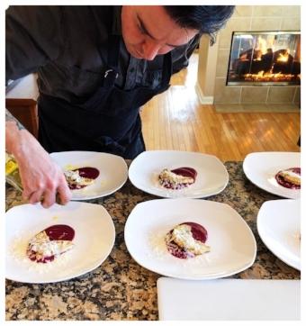 Chef Jason Molinari
