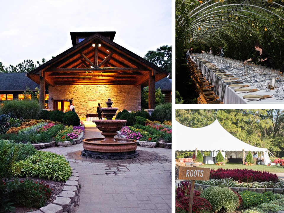 The Culinary Vegetable Institute at The Chef's Garden