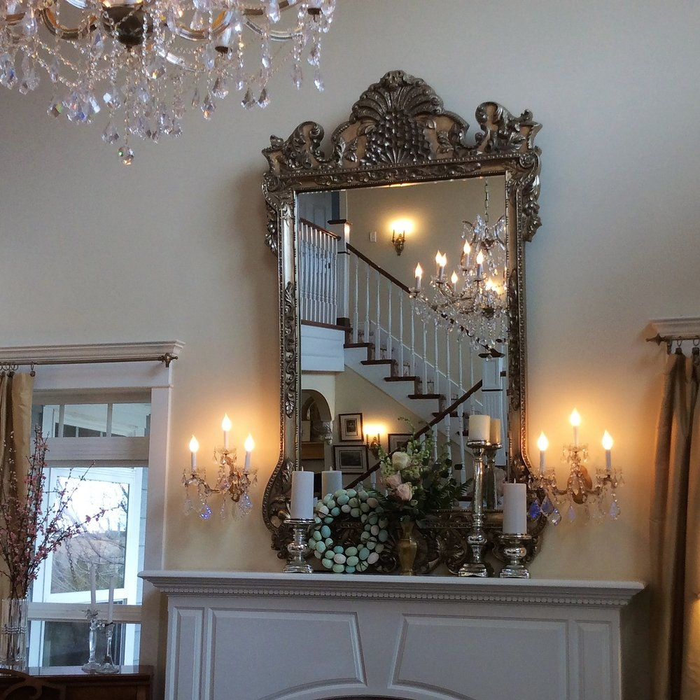 The Horchow Mirror