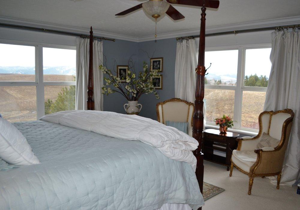Master Bedroom View!