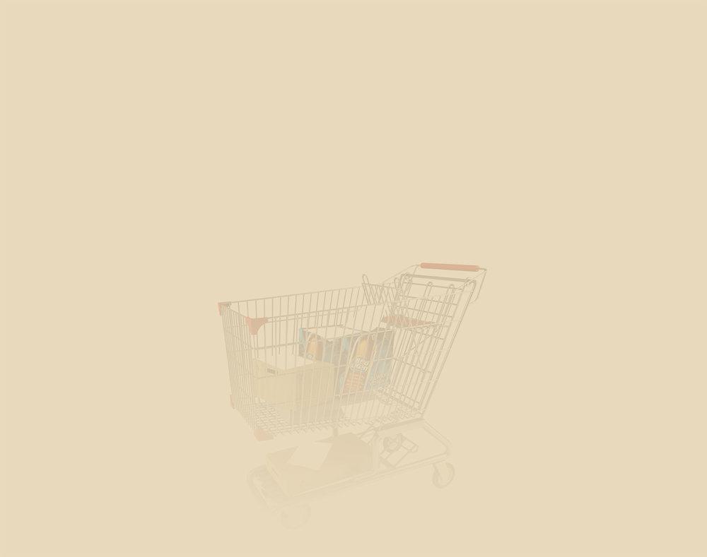 Shopping Cart, 2012