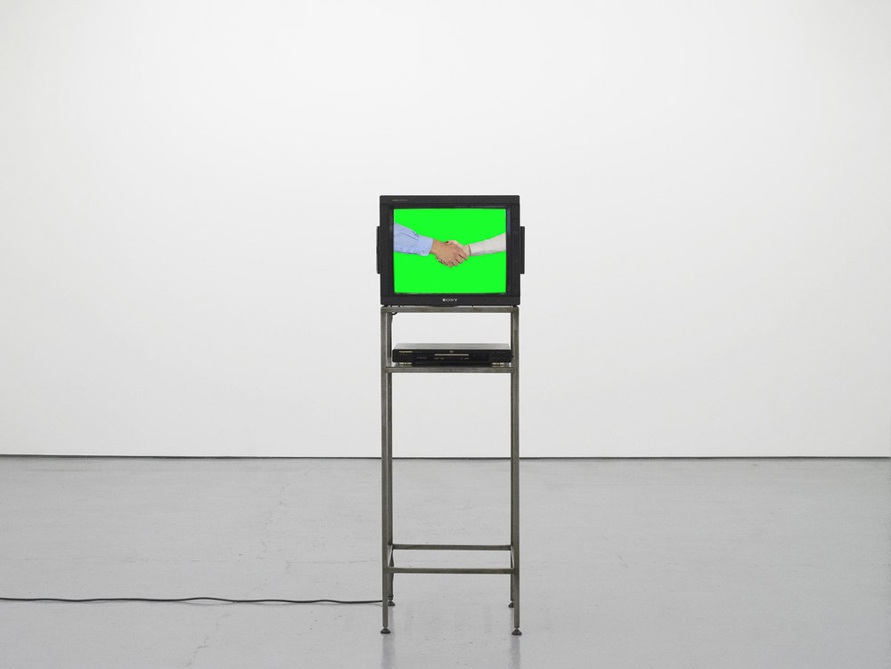 Resolution, 2016 (installation view)