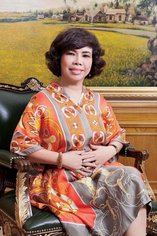 Madam Thái Hương