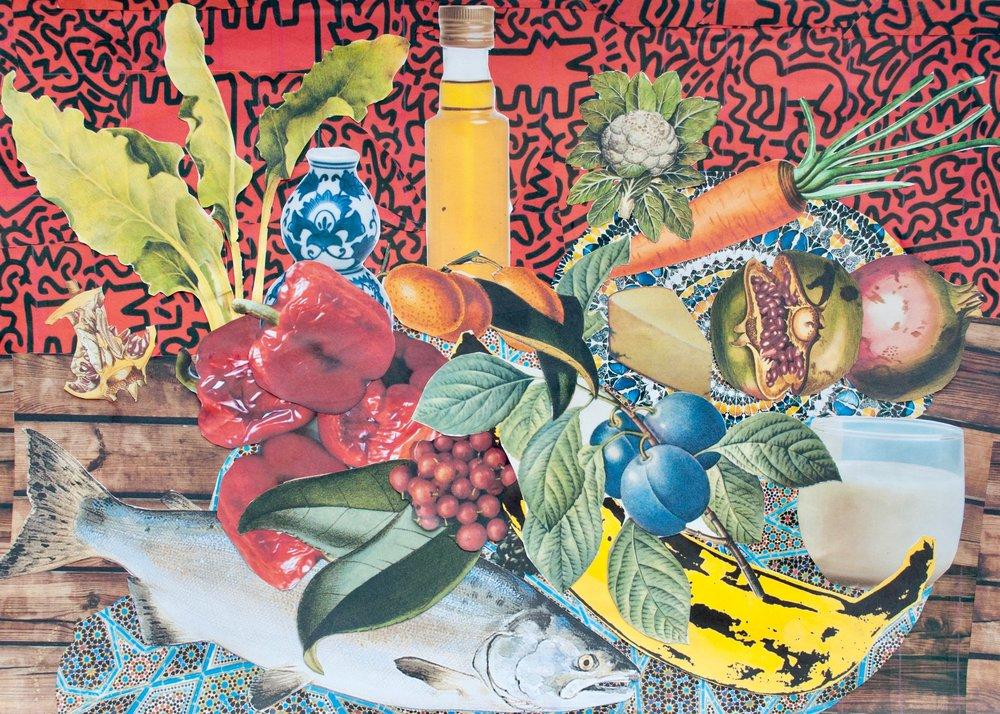 Mai - Still Life after Paul Cézanne's The Basket of Apples.jpg