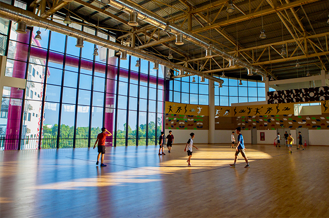 Hoa Lac sport hall.jpg