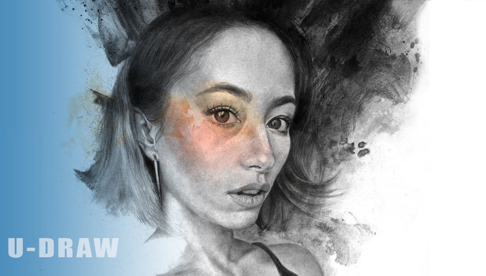Portrait Drawing Bootcamp Online Course - Master portrait drawing with my simple 7-step method