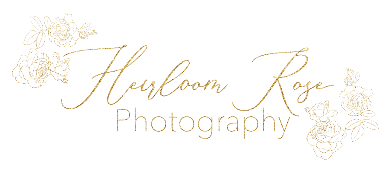 Heirloom Rose Photography