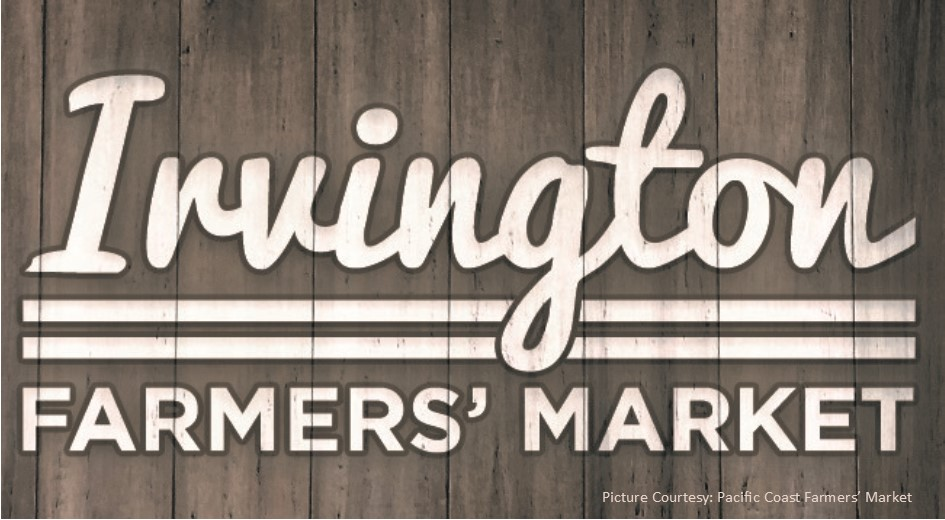 Irvington Farmers' Market open every Sunday!