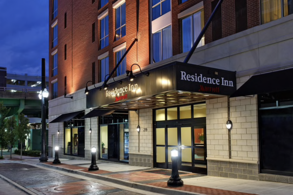 Residence Inn - Tulsa Downtown
