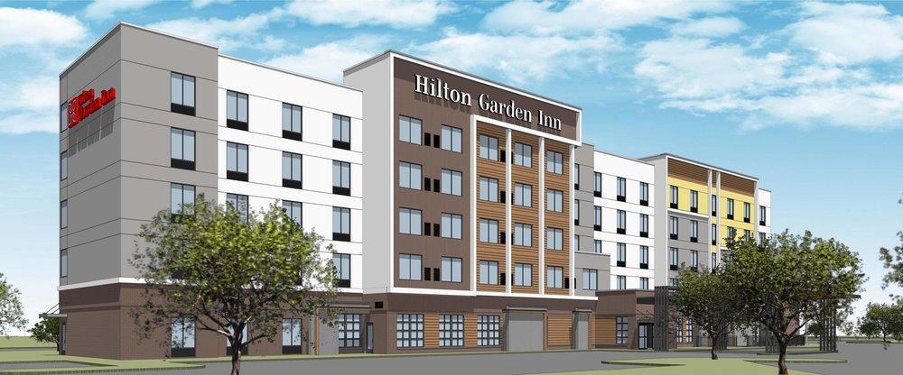 Hilton Garden - Broken Arrow, OK