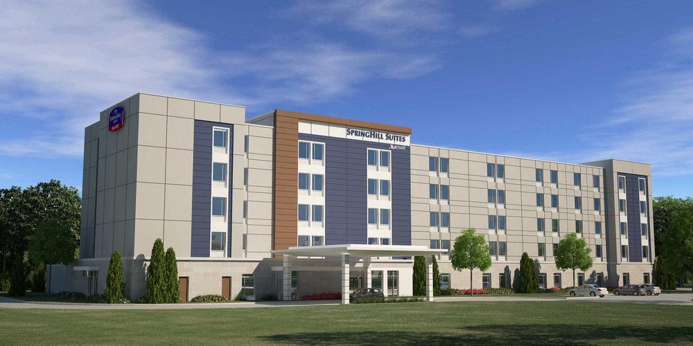 Springhill Suites -Kansas City, MO