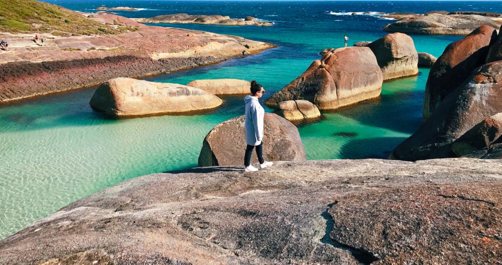 Elephant Rocks - Denmark, Western Australia