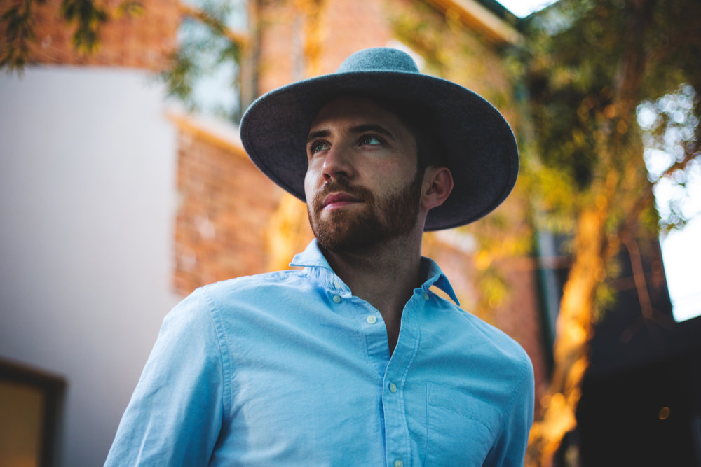 Felipe Boer -Perth City, Western Australia - Nov 2017