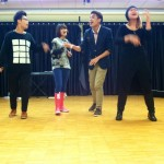 MICappella shares its cover of Dirty Loop's Circus with Fermata Town