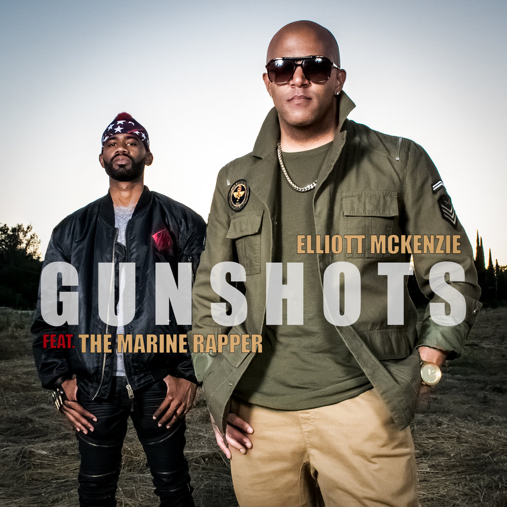 "- Click below to purchase Elliott's single ""Gunshots"" on itunes! It is also available in the Google Play Store, on Spotify, and everywhere digital music is sold!"