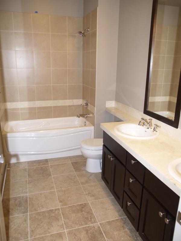 Bathroom Remodels — Advance Construction