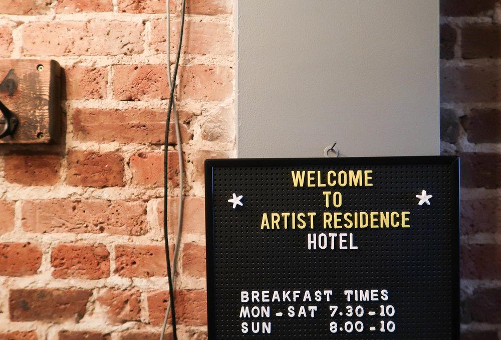 Artist Residence sign.jpg