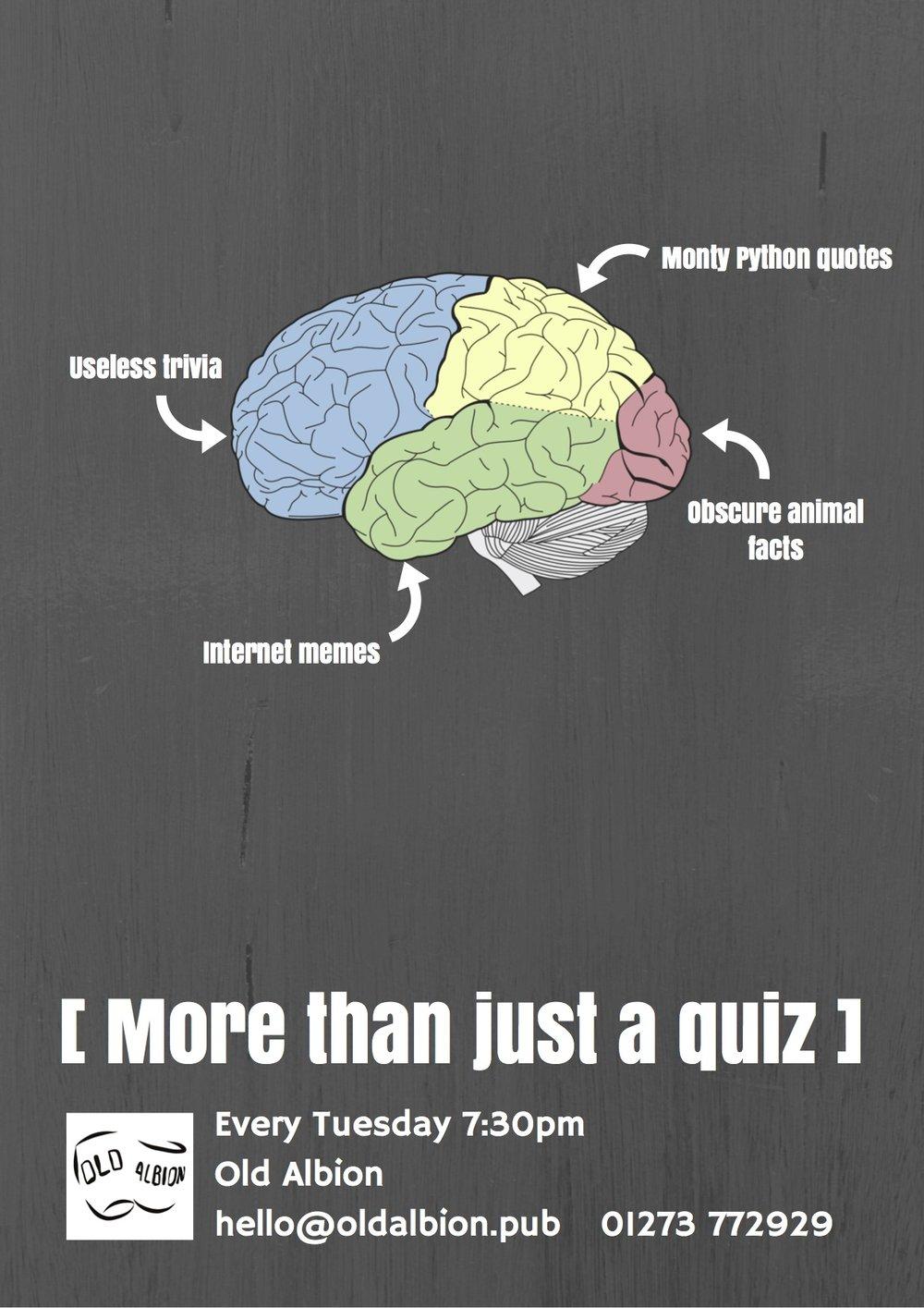 Quiz Night — Old Albion