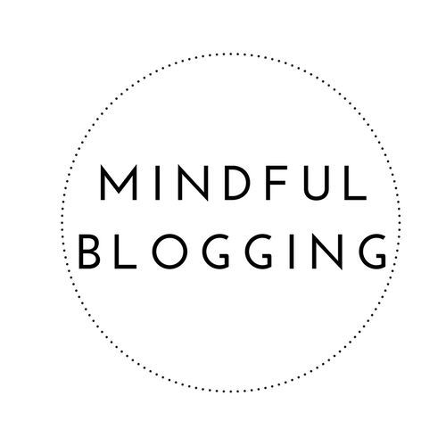 Mindful Blogging