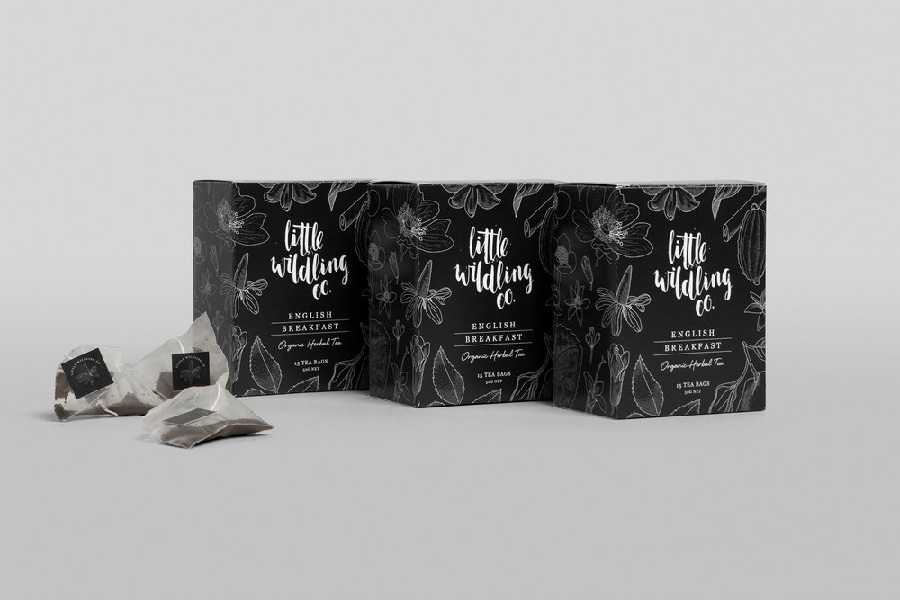Little Wildling Co - Graphic Design by Neverland Studio