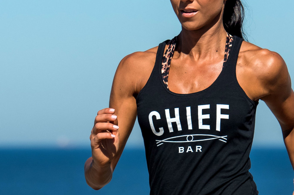 Chief Bar - Graphic Design by Neverland Studio