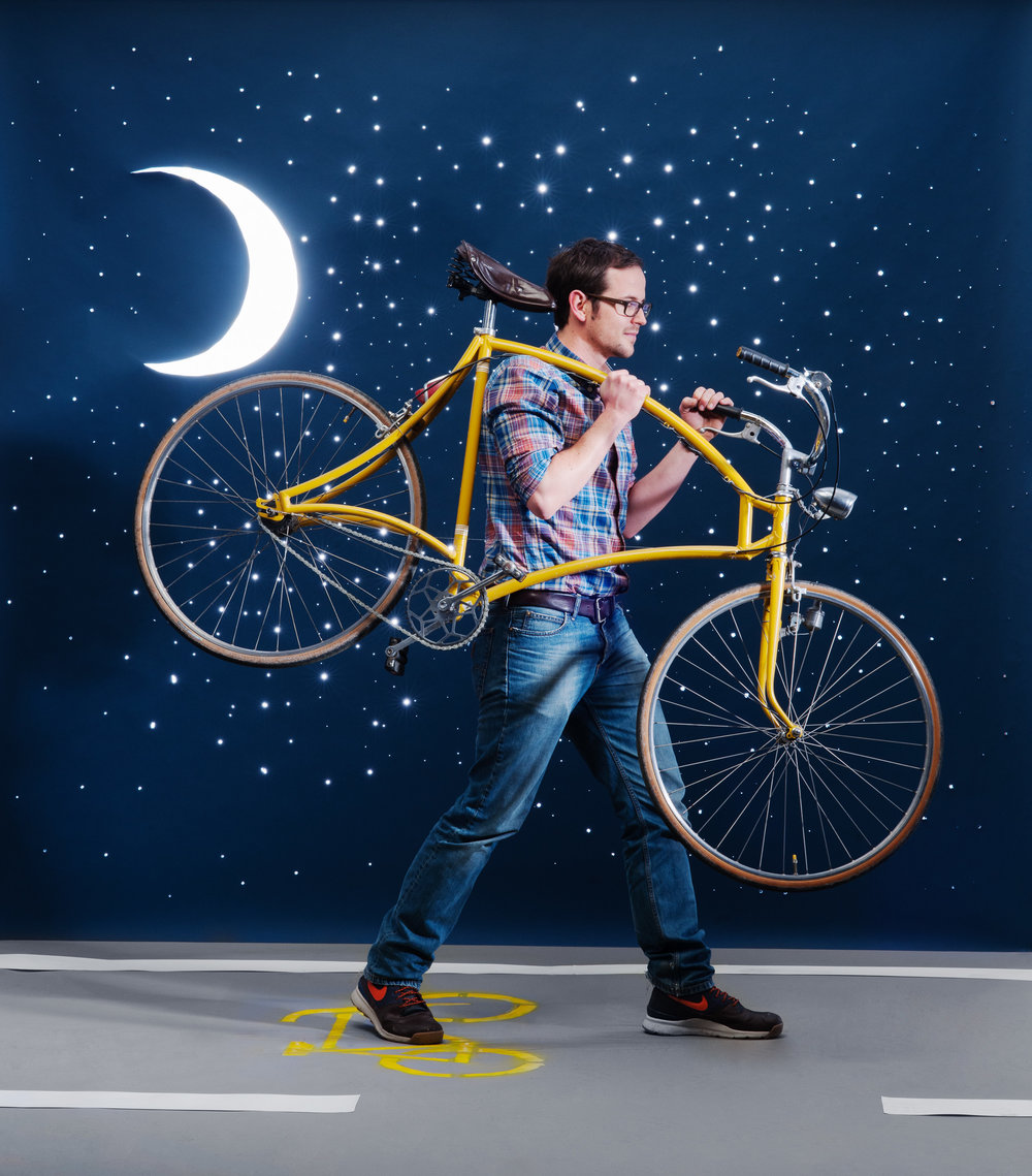 Bicycles - Schweizer Familie