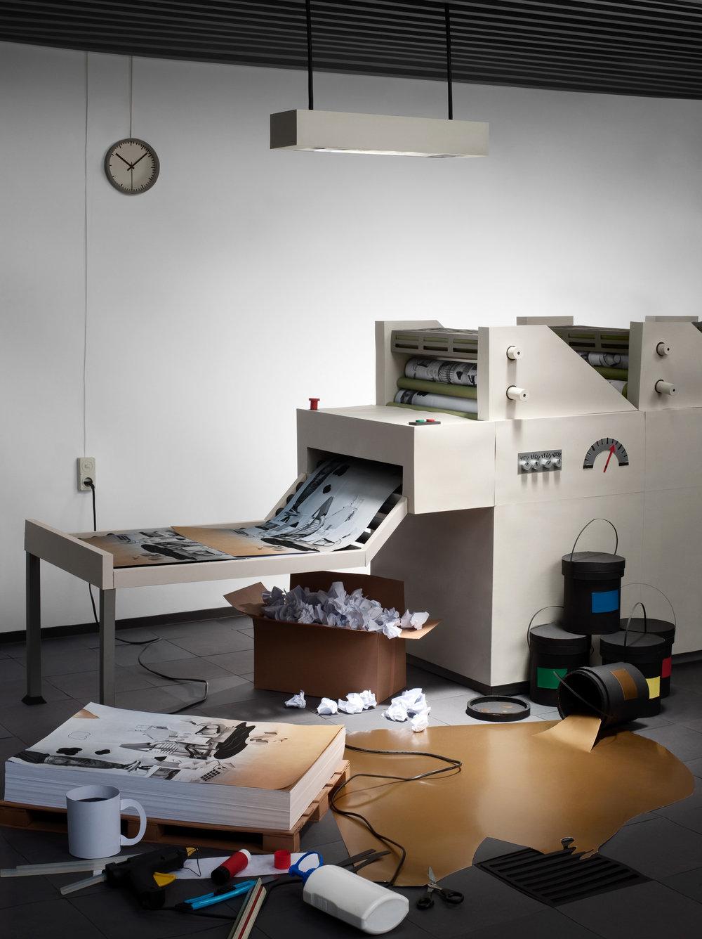 Printing Press - Free