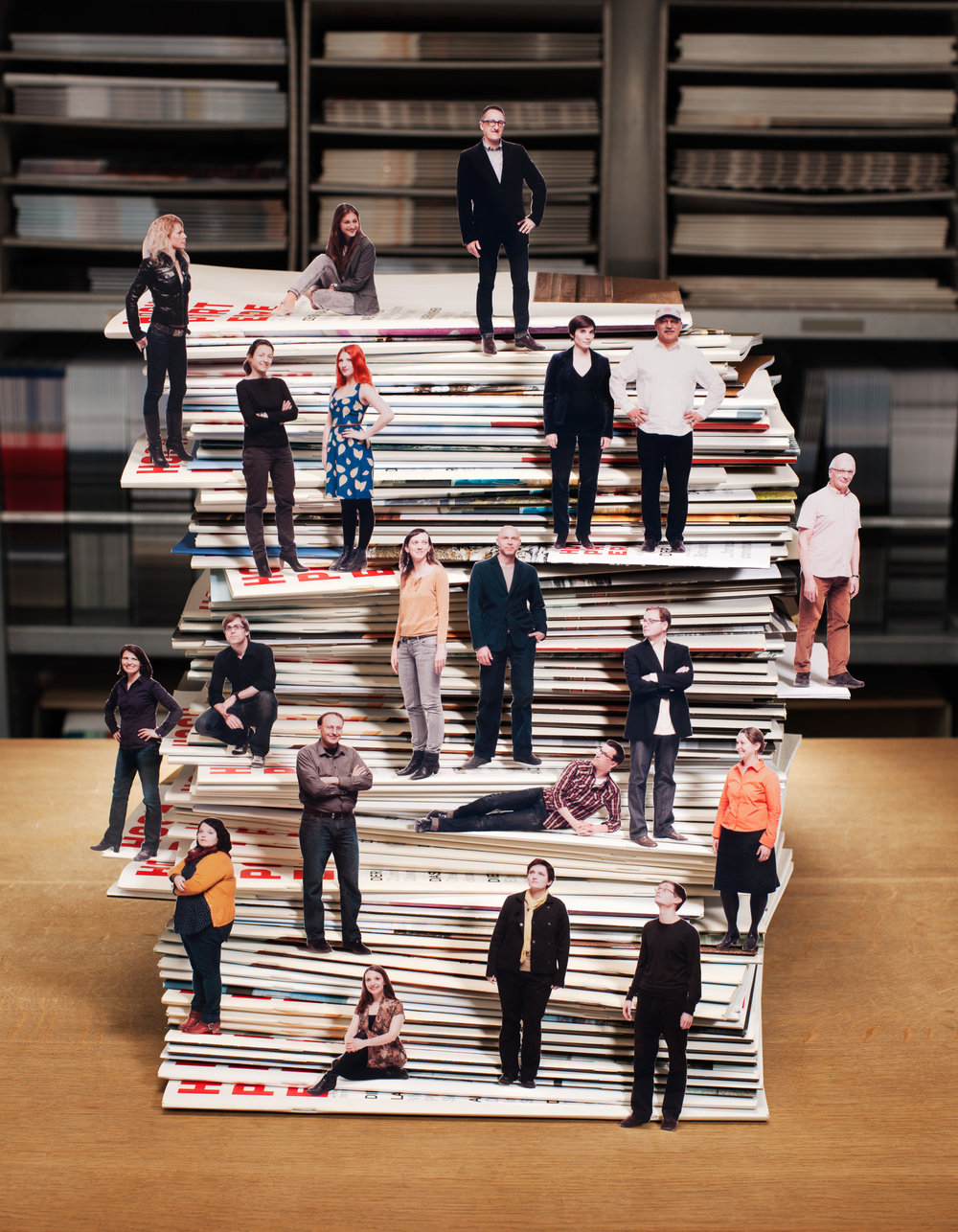 Magazine Makers - Hochparterre