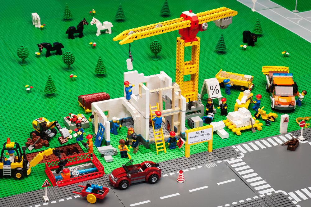 Lego - SonntagsZeitung
