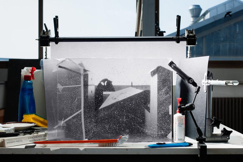"""Making of """"La Cour du Dumaine du Gras"""""""