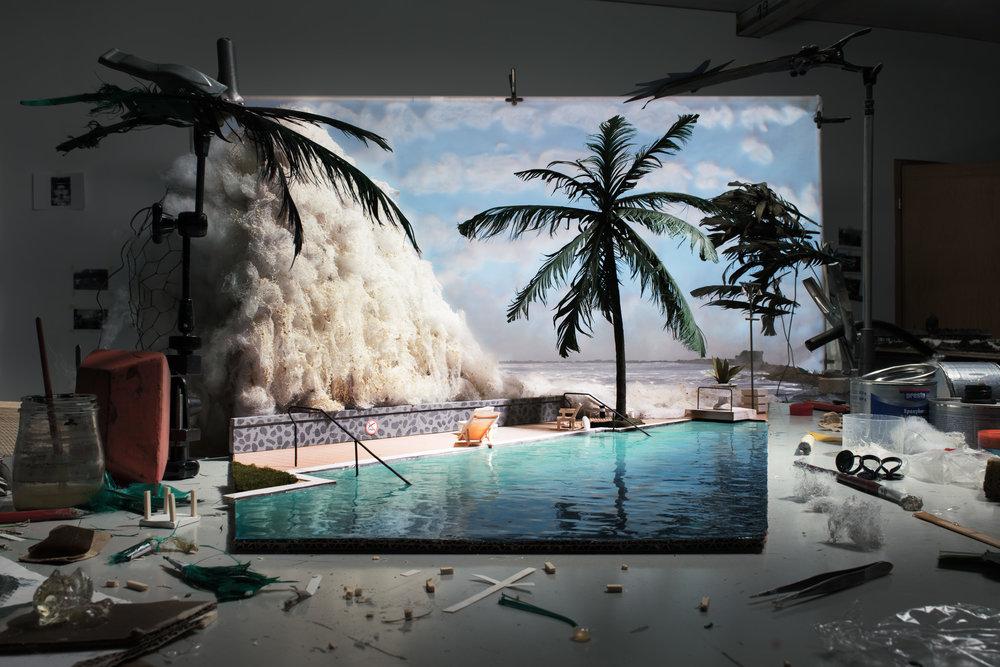 "Making of ""Tsunami"""