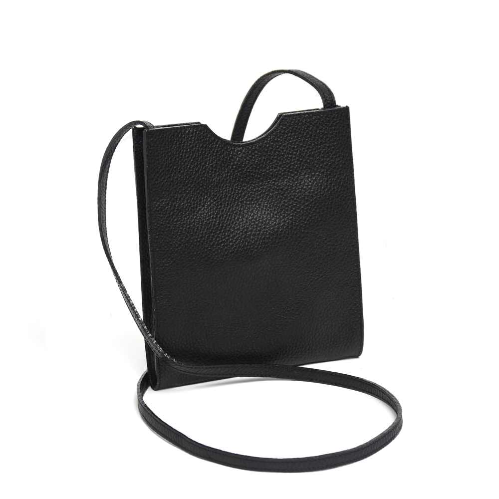Small Cross Body Bag in Black