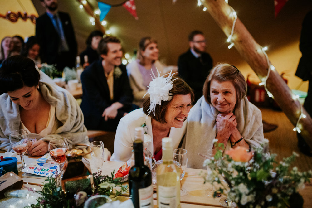 Laura & Tom's tipi wedding in lichfield state of love and trust wedding photography by al wilkinson
