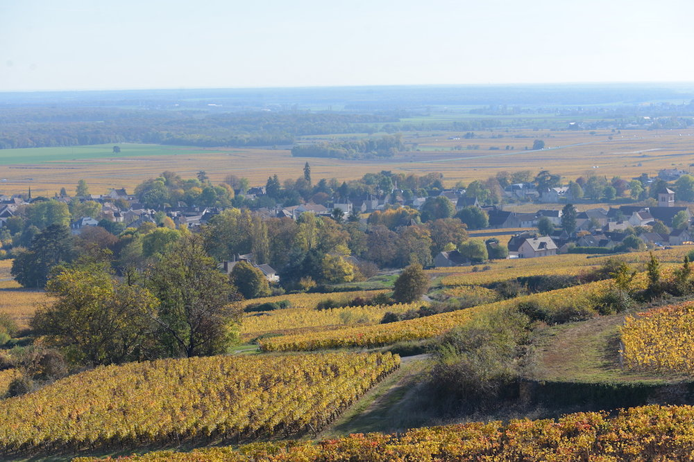 Gevrey in Autumn