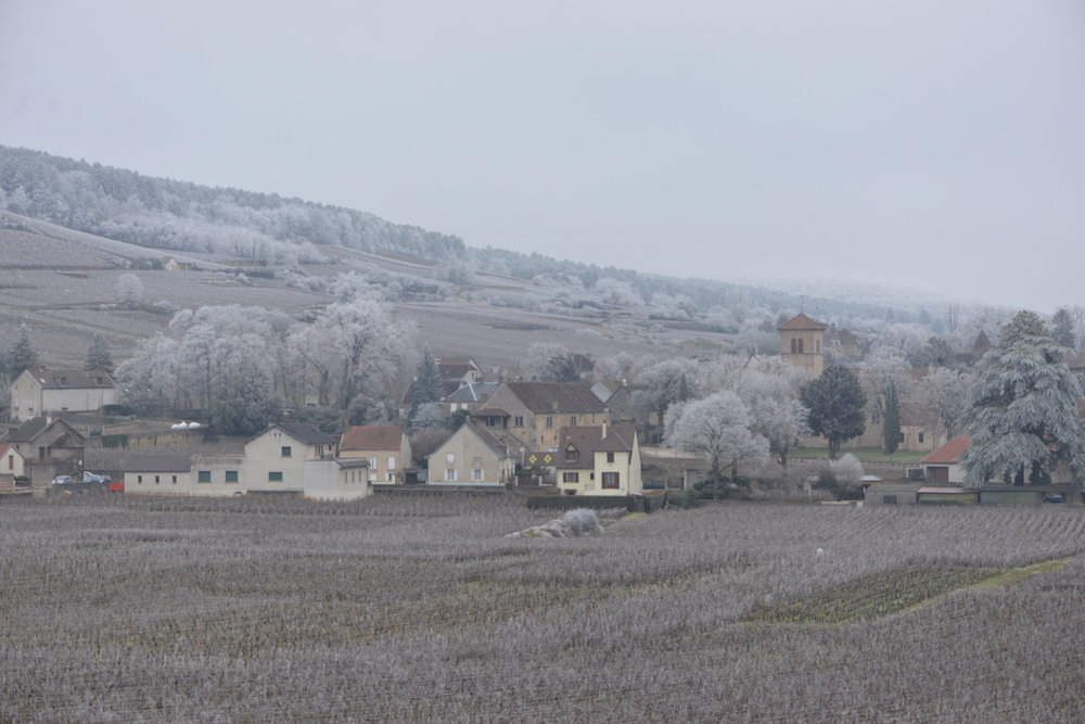 Gevrey in Winter