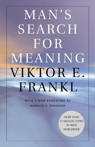 Man's Search for Meaning - Viktor Frankl was an Austrian psychiatrist and creator of logotherapy, a therapeutic framework geared towards helping people find meaning in their lives.Frankl lived through unimaginable suffering as a prisoner in Nazi concentration camps during World War II. Despite everything he endured, he managed to find meaning in the bleakest of environments, under the most horrifying of circumstances.The wisdom in this book is timeless and has touched the lives of the millions of people who have read it. Frequently recommended by world leaders and visionaries as one of the most influential books they've ever read, I wholeheartedly agree that this book is life-changing.Read it now.