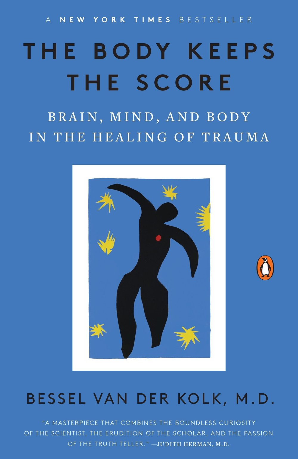 The Body Keeps the Score - This is the first book I recommend for anyone who has an interest in understanding the impact of trauma on the body.Whether you are looking to become more