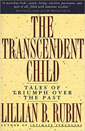The Transcendent Child - Society has a bad habit of labeling and diagnosing children when there is more to the story. There is always more to the story--and in this beautiful tribute, Lillian Rubin chronicles the tales of children who have overcome tremendous adversity.You may not see yourself in the specific details of the trauma experienced by these children, but you will, in general terms, gain and understanding of mental health and of the great resilience of the human spirit.It is possible to move past simplistic descriptions of mental illness and people who are called