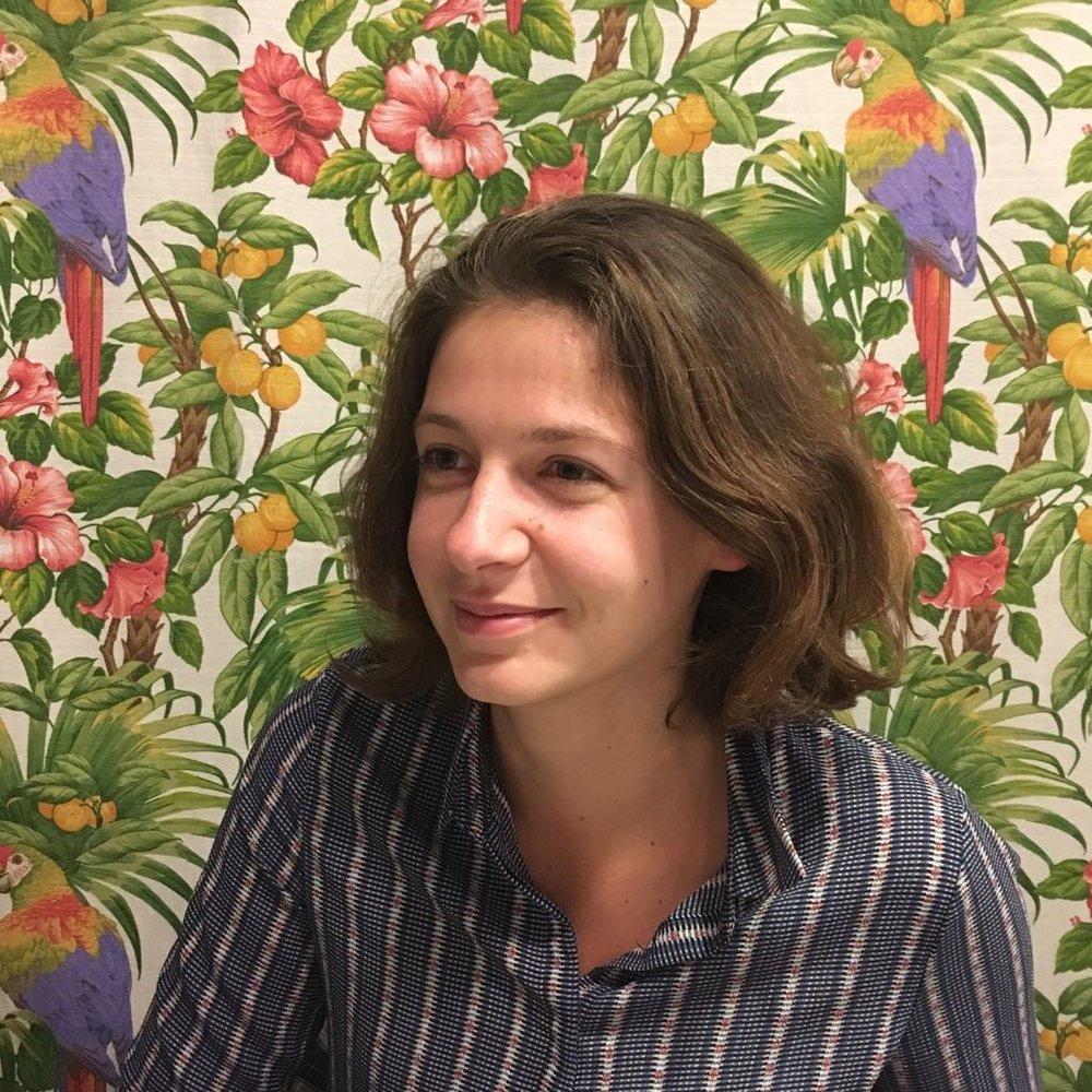 Amélie Simon - Post Doctorante - OCEAN